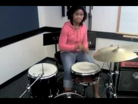 PYT - A Tribute to Michael Jackson on drums by Taylor Gordon