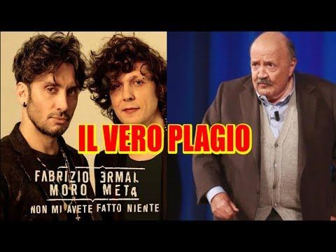 Ermal Meta e Fabrizio Moro - non mi avete fatto niente - Sanremo 2018 (Highlander dj Parody)