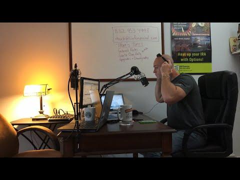 """Chuck n Ann on Finance"" iie Financial Episode 17 LIVE"