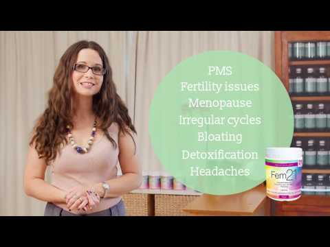 Fem21 the herbal formula designed specifically for women