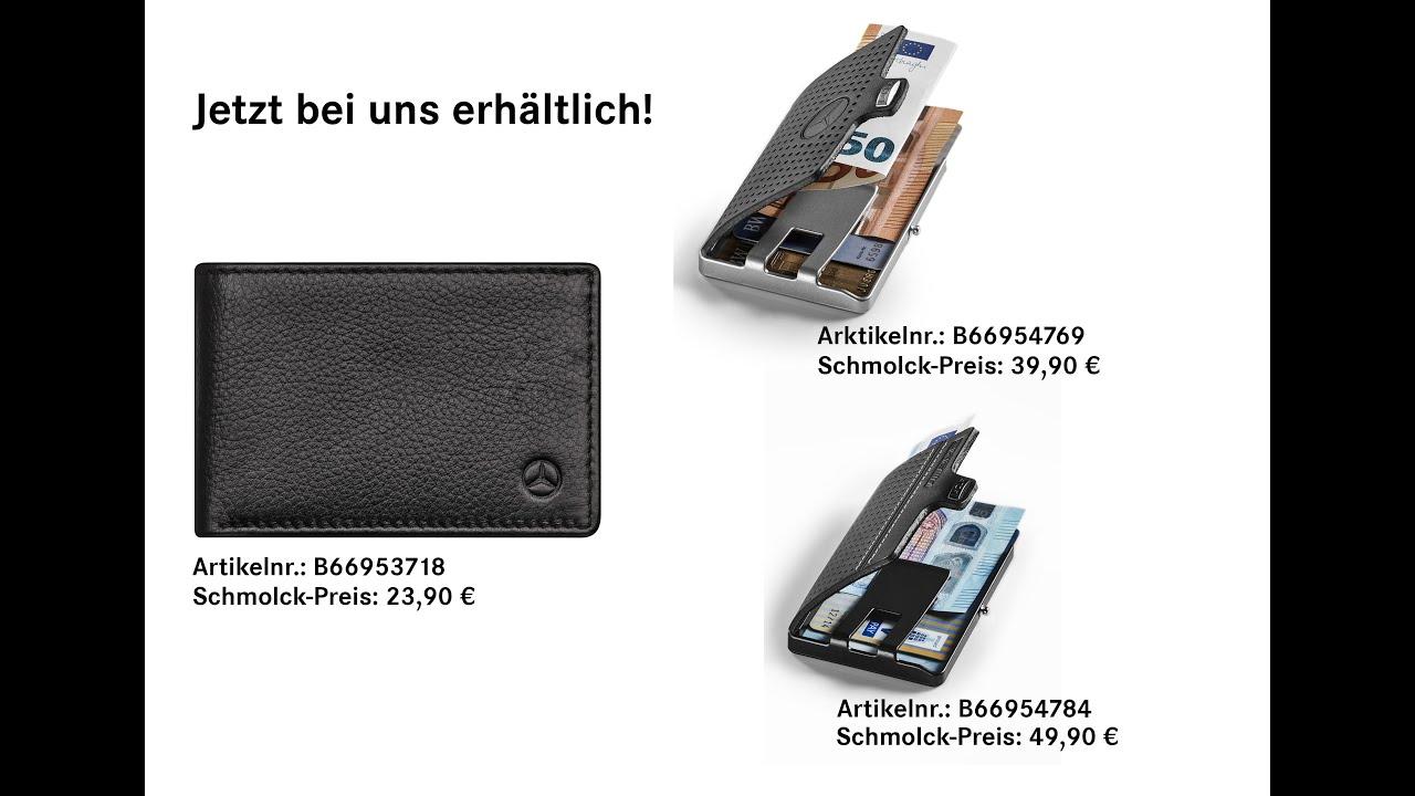 Mercedes-Benz AMG I-Clip wallet B66954784