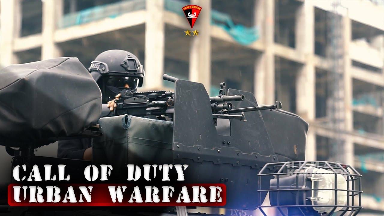 TIDAK BERI CELAH BAGI TERORIS || BRIMOB POLICE SPECIAL FORCE