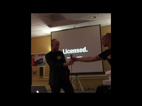 Matchbox 2017 New Models Presentation from the Gathering Convention