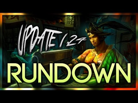 VAINGLORY 🔸 UPDATE 1.24 PATCH NOTES RUNDOWN 🔸 VAINGLORY NEWS