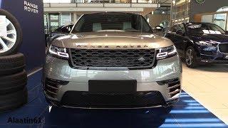 Range Rover Velar ''TR'de ilk kez''