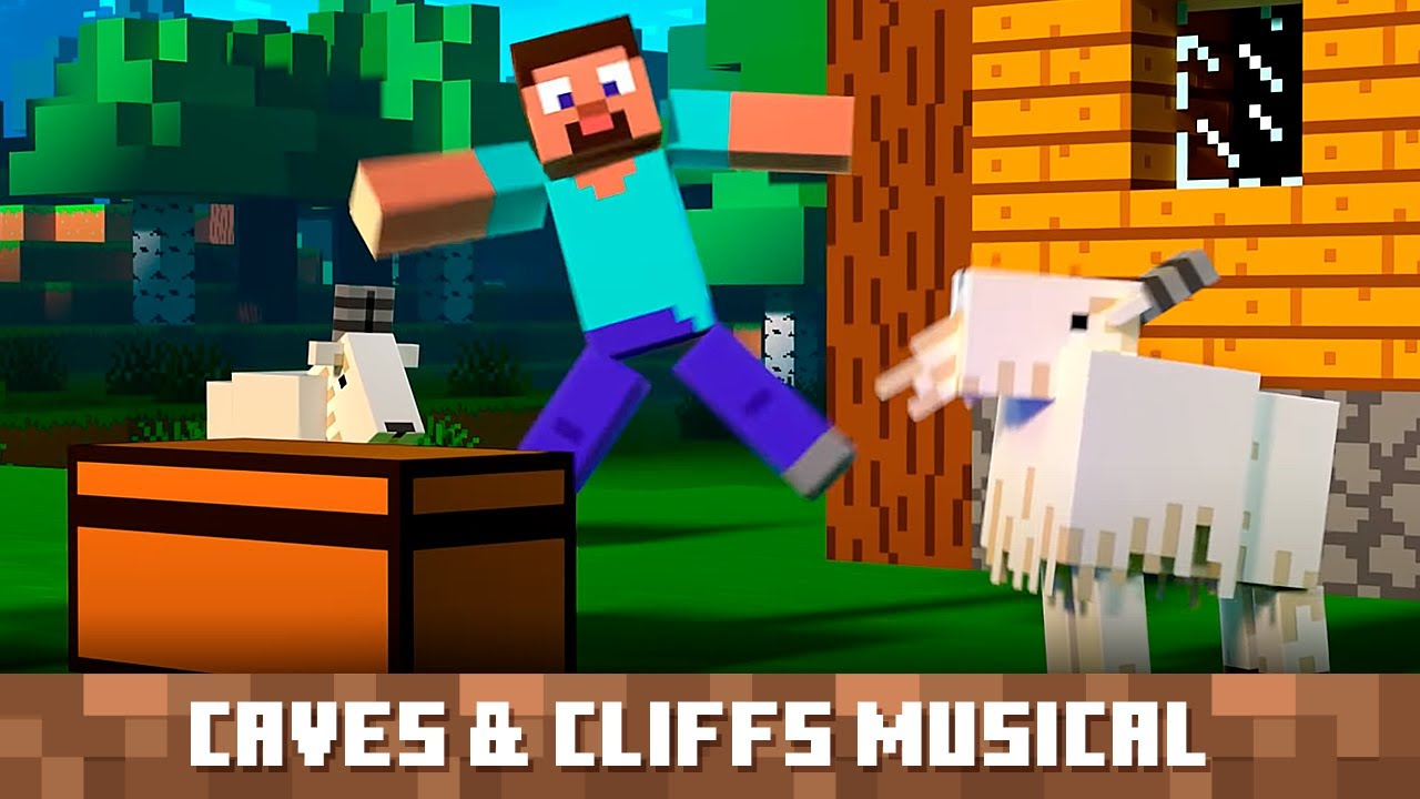 Download Minecraft Live 2021: Caves & Cliffs: The Musical