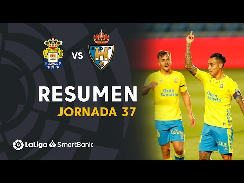 Las Palmas Ponferradina Goals And Highlights
