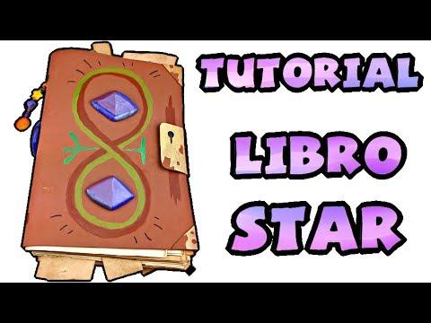c mo hacer el libro de hechizos de star   tutorial star vs