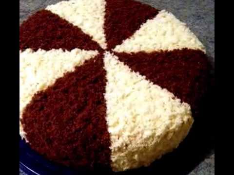 торт кудряшки
