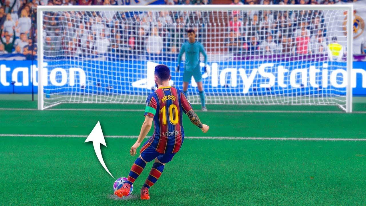 Si MARCO este PENALTI de PANENKA gano LA FINAL (MODO CARRERA) FIFA 21
