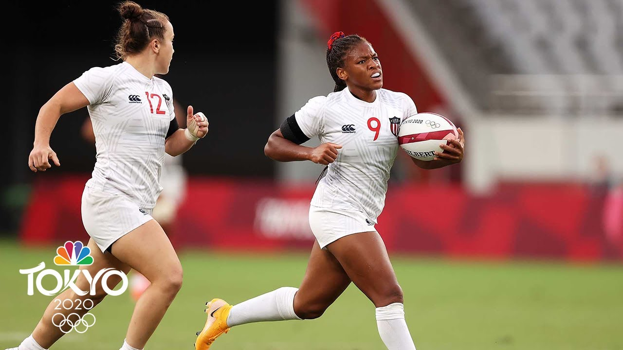 Canada Women's Soccer Team Stun The United States To Reach ...