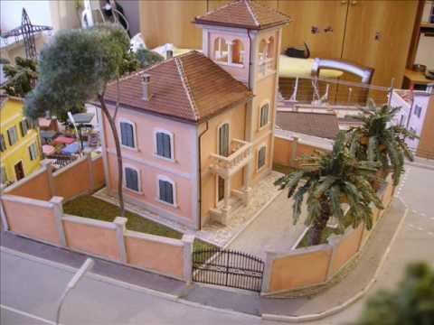 Come realizzare casette in miniatura youtube - Come costruire una casa in miniatura ...