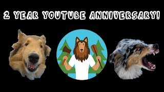 2 Year YouTube Anniversary Video!