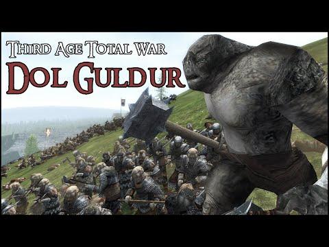 SIEGE OF DOL GULDUR - Third Age Total War