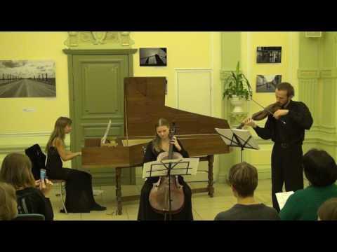 Рамо, Жан-Филипп - Пьесы для клавесина с сопровождением. 5.Пятый концерт