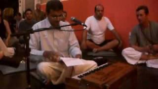 Musica Carnatica No Templo Hare Krishna 01