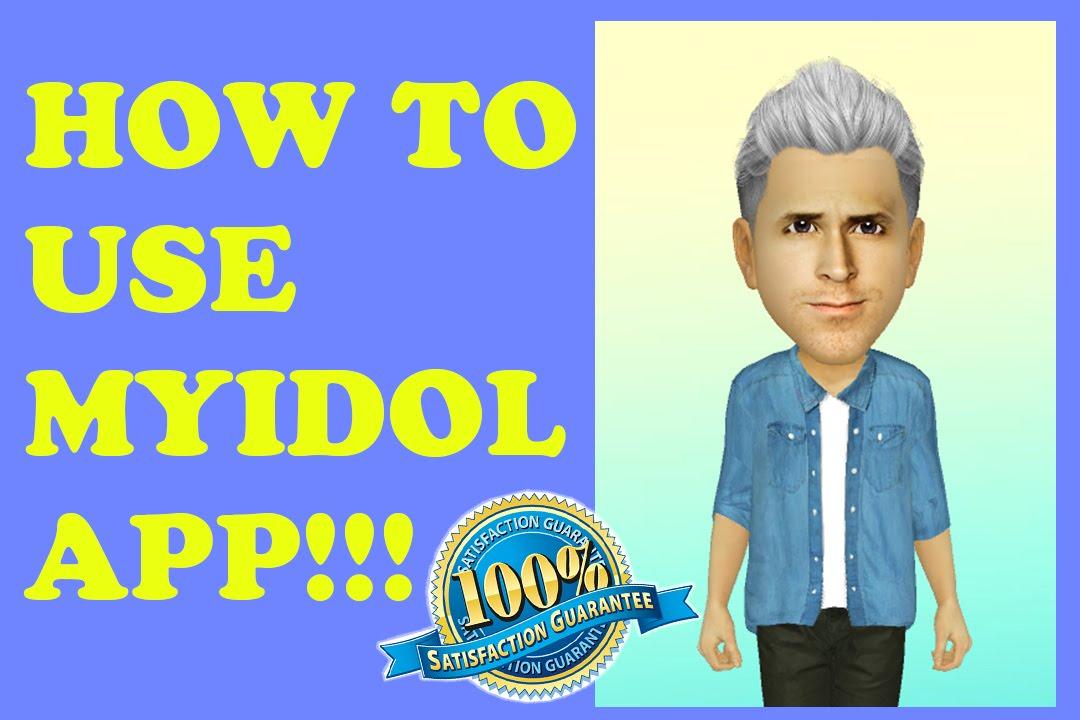 how to use myidol