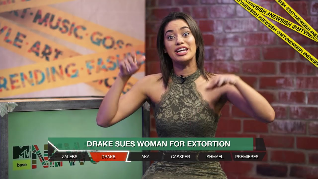 MTV NewsIsh/ZAlebs: Khanyi Mbau's Memoji Drama