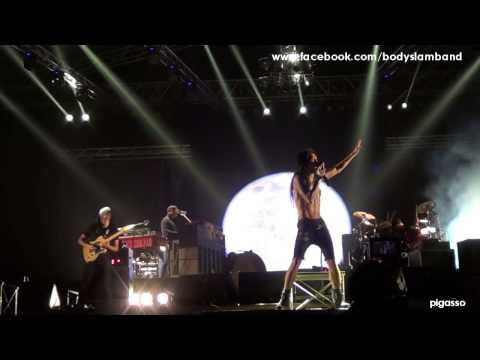 Bodyslam @ M-150 Power Concert Ubonratchathani