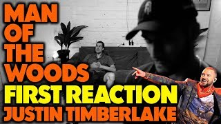 Justin Timberlake  - Man Of The Woods FIRST REACTION/REVIEW (Jungle Beats)