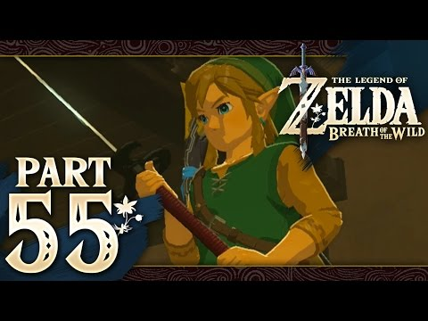 The Legend of Zelda: Breath of the Wild - Part 55 - The Weapon Connoisseur