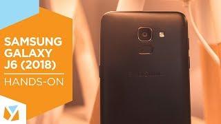 Samsung Galaxy J6 (2018) Hands-on: A baby Galaxy A6?