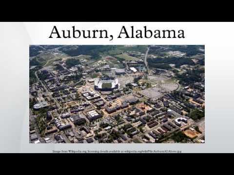 Auburn, Alabama