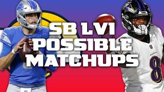 2021 Super Bowl LVI Previews