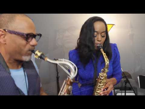 Legendary Saxophonist Kirk Whalum Endorses Alexis Cole For Miss Tennessee USA