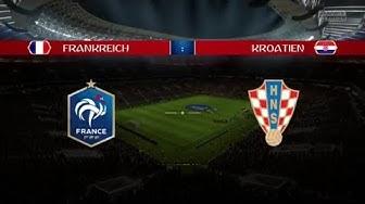 Fifa WM 2018 Prognose: Frankreich - Kroatien (Finale)
