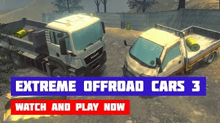 Extreme Offroad Cars 3: Cargo · Game · Gameplay
