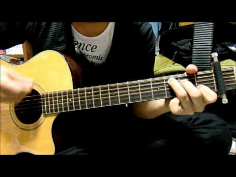 Defying Gravity 高垣彩陽 Acoustic Guitar Instrumental