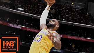 Los Angeles Lakers vs Denver Nuggets 1st Half Highlights | 02.10.2018, NBA Preseason