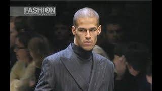 GIANFRANCO FERRE' Fall Winter 1998 1999 Menswear Milan - Fashion Channel