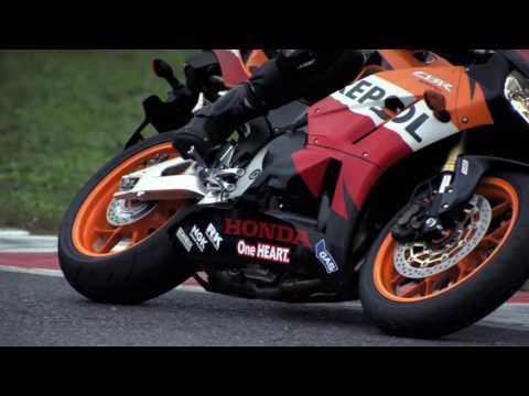 2017 Honda CBR600RR Acceleration