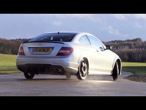 The Mercedes C63 AMG Experiment - /CHRIS HARRIS ON CARS