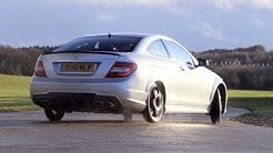 The Mercedes C63 AMG Experiment - /CHRIS HARRIS ON CARS