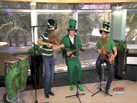 The Lazy Leprechaun Song (FUNNY - PADDYMAN on MBC)