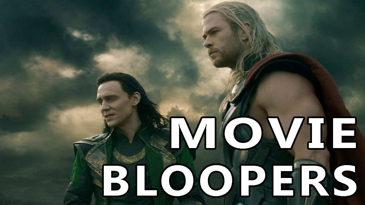 Official Movie Bloopers   Thor: The Dark World   Gag Reel