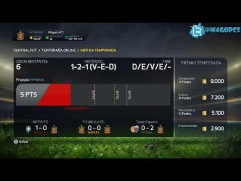 FIFA 15 Divisão 4 Com Squad Belga #EP 3 Com lag não EA !