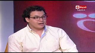 أحمد طارق يحيى يروي كواليس تصوير كليب «التالتة يمين» (فيديو)