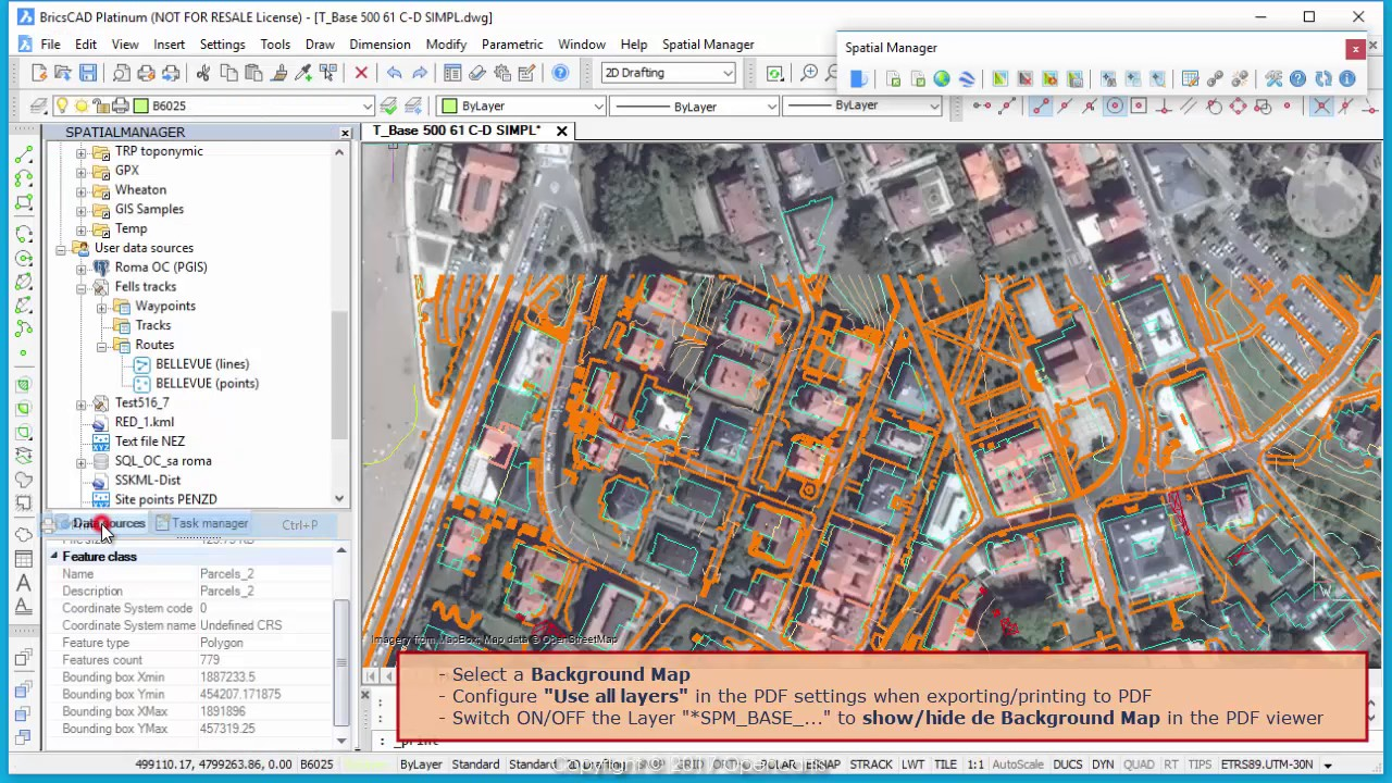 Background map layer in exported pdfs bricscad spatial manager background map layer in exported pdfs bricscad spatial manager blog gumiabroncs Image collections