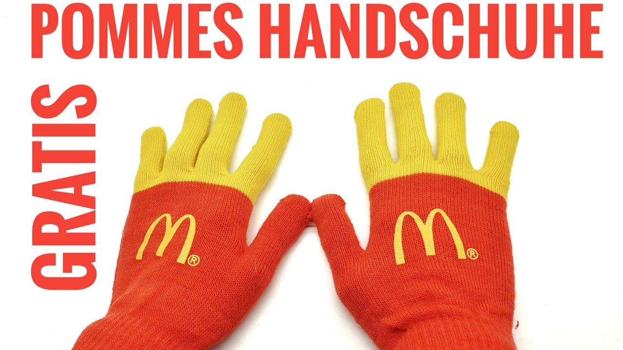 Heute Gratis Mcdonald S Handschuhe Gutschein In Der App Der 28