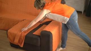 Simplicité. Fraîcheur. Ne rompez pas l'harmonie de votre salon, et protégez le canapé d'une forme fine et élégante mais surtout pratique. Housse ...