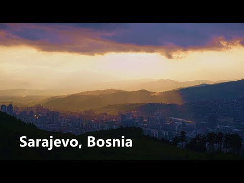 Sarajevo City Center Walking Tour, Visit Bosnia