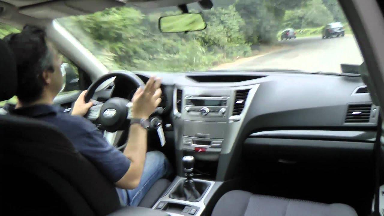 Subaru legacy test 2006