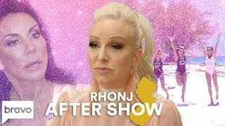 Danielle & Margaret Fallout Before The Wedding | RHONJ After Show (S9 Ep8) | Bravo