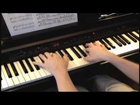 Wandering Star - Paint Your Wagon - Piano