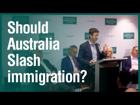 Big Australia or Slash Immigration?