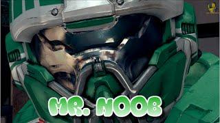 Mr. Noob (Halo 5 Machinima Short... Kind of...)